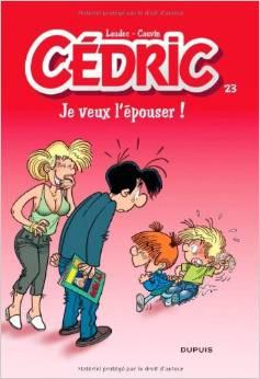 cedric volume 23