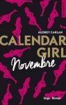 Calendar Girl : Novembre
